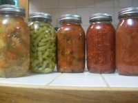 Soups and Canned Vegetables