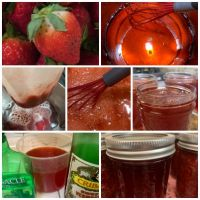 Strawberry Martini Jelly