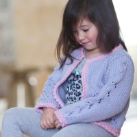 Boysenberry Cardigan Cropped Cover