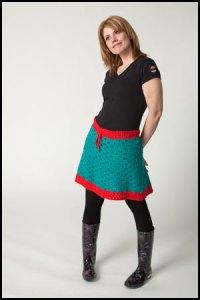 Capelet or Skirt