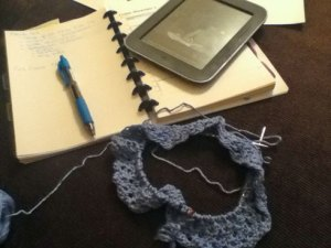 Patterns to Sit and Knit