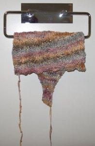 Garment Swatch Drying