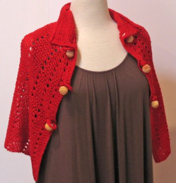 Red Windsor Capelette Open 2