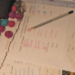 Knitting Worksheets