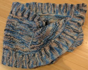 Kronborg Cowl: Nearly Finished
