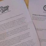 Jill Explores: Sheepspot Information for  July