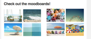 Sheepspot Yarn Club: July mood boards