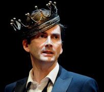 Kronborg Cowl: David Tennant as Hamlet