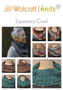 Gift-A-Long: 2015 Esperance Cowl