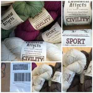 Knitting Lots: 12/5 through 12/11