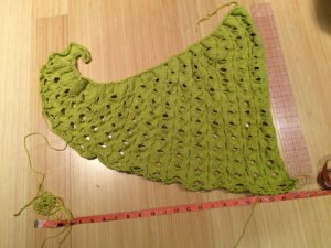 Obstacles in Knitting: Infuscate from Hunter Hammersen