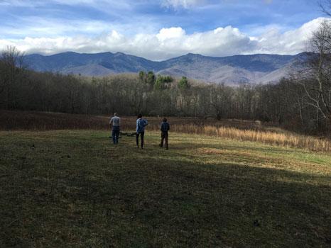 Varian Brandon: Great Smokey Mountains