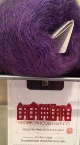 Upcoming Knitting Chez Jill