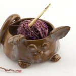 Quirky Bits-n-Pieces: Yarn Bowl