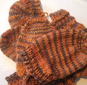 Holiday Knitting: Variations on a theme