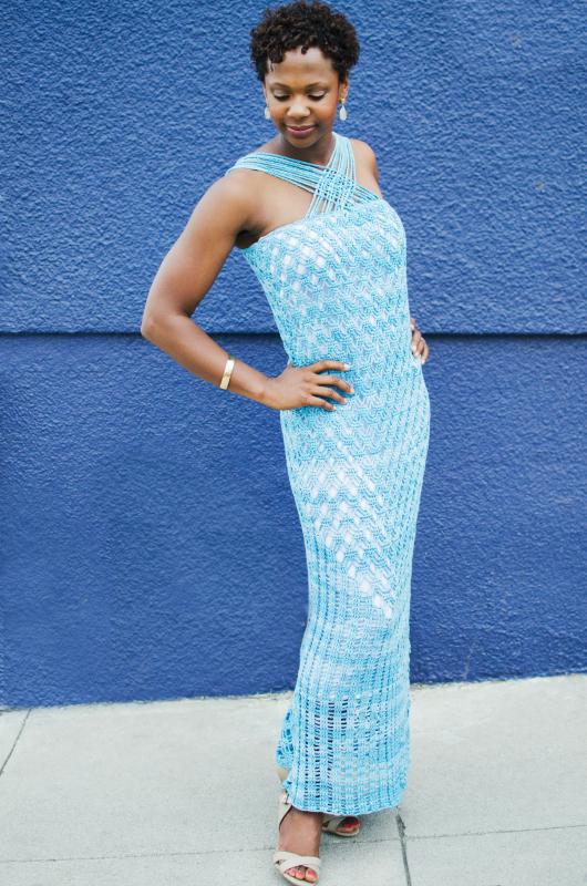 Angelia Smith Robinson: Parameter Dress