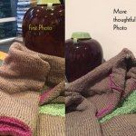 Knitting: Are We Done (There) Yet?