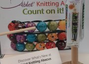 Yarn Report: Knitting Abacus