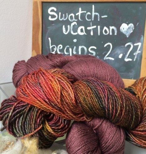 Swatch Workshop March 2017 [February 27 to March 26]
