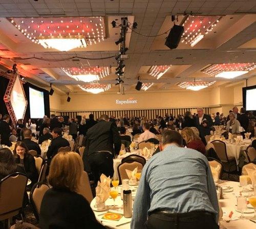 Be Loud Breakfast attended by 1000+