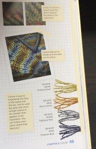 The Joy of Color: Fair Isle Knitting inside peek