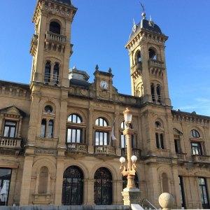 Spring 2017 Travel: Library in San Sebastian