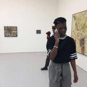 Spring 2017 Travel: Saatchi Gallery / What Art?
