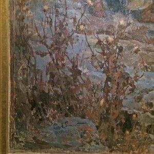Spring 2017 Travel: Corner of painint by Simonet in Prado