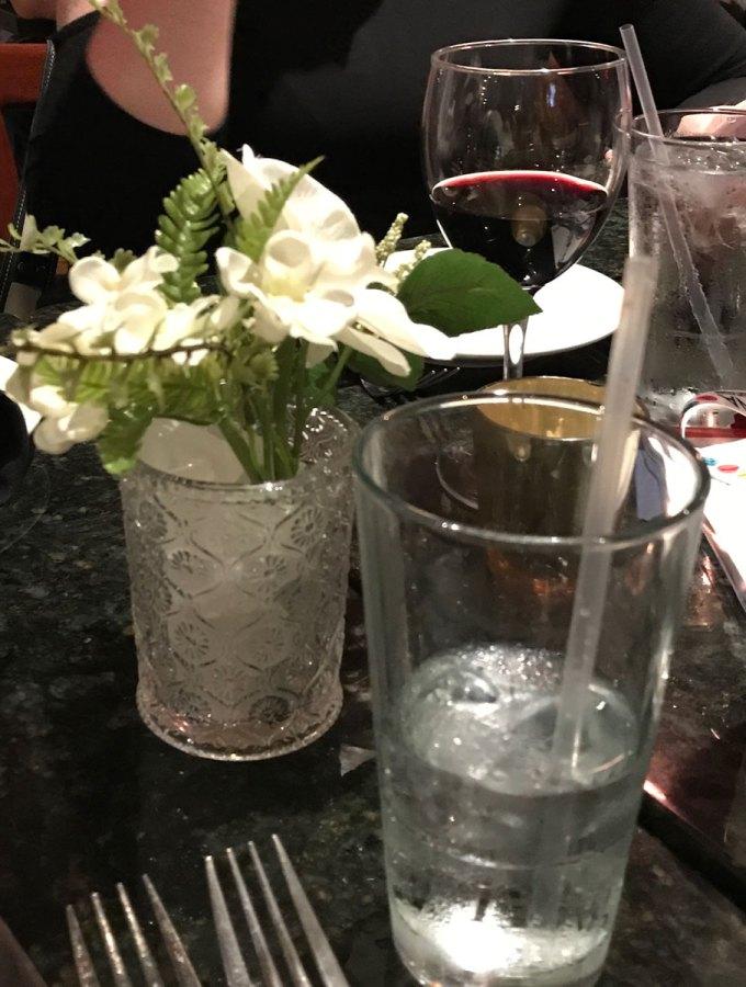 Exciting TNNA: Dinner at Lemongrass