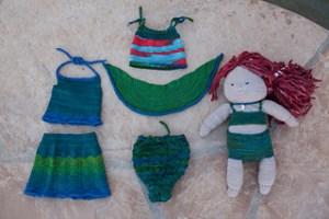 Lorelei's Journey: Her Wardrobe