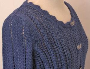 row gauge questions: necklines & sleeve caps