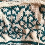 AlterKnit: unfinished hat