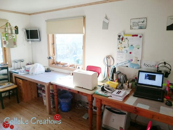 Colleke Creations: A room of one's own.