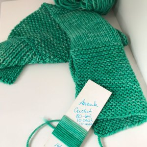 Finish Line: How much knitting is that?