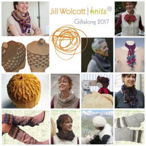 Jill Wolcott Knits Patterns GAL 2017, Part 2