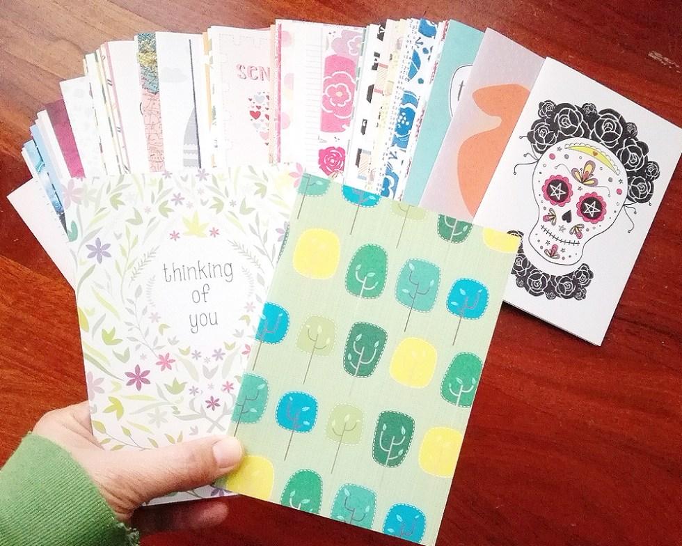 Linda Tieu: A handful of printable cards
