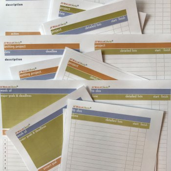 Project Planners 2018