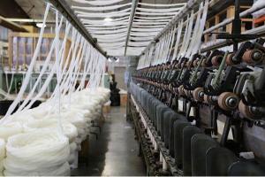 Yarn Fiber Processing: Mountain Meadow Wool Mill