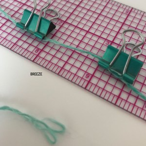 Twists per inch: Poems and 2-ply twist