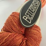 Yarn and Color: Careful application of color on top of another