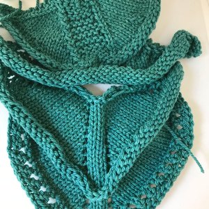 Shawl Geometry: Different approaches