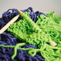 Cropped Cover photo from YNotKnit