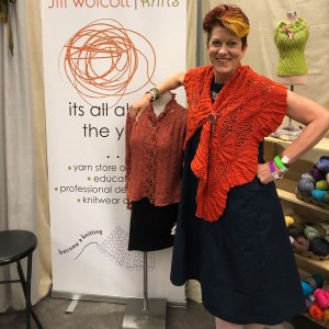 Knitwear Design Intensive: Jill at TNNA