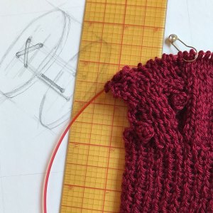 Knitwear Design Intensive: Bringing your worlds together