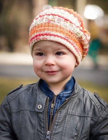 Queenstown Hats 3-color sock