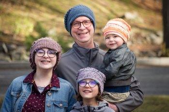 Queenstown Hats in 4 variations