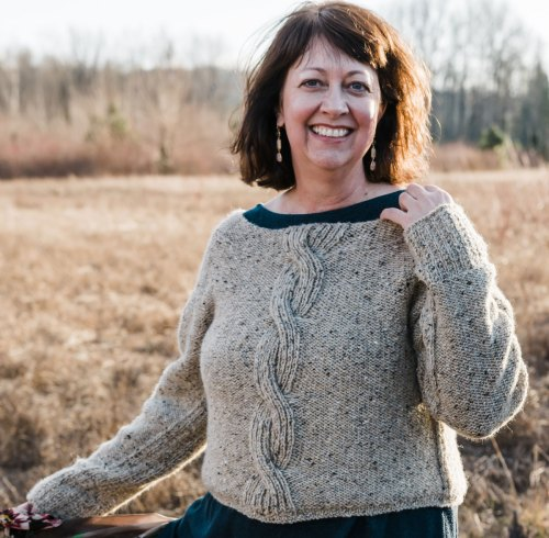 Knit Equals Joy Carol Herman