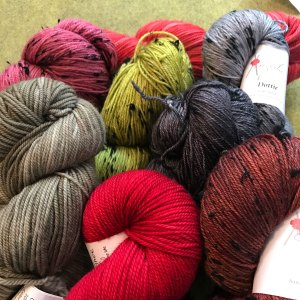 How Much yarn: Yarn for Phoenix