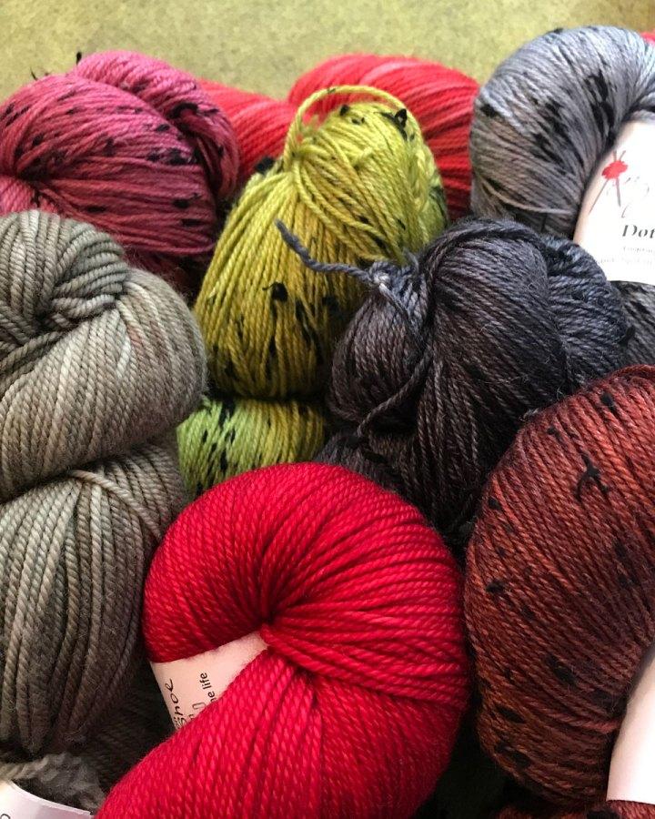 How Much yarn: Yarn for Phoenix