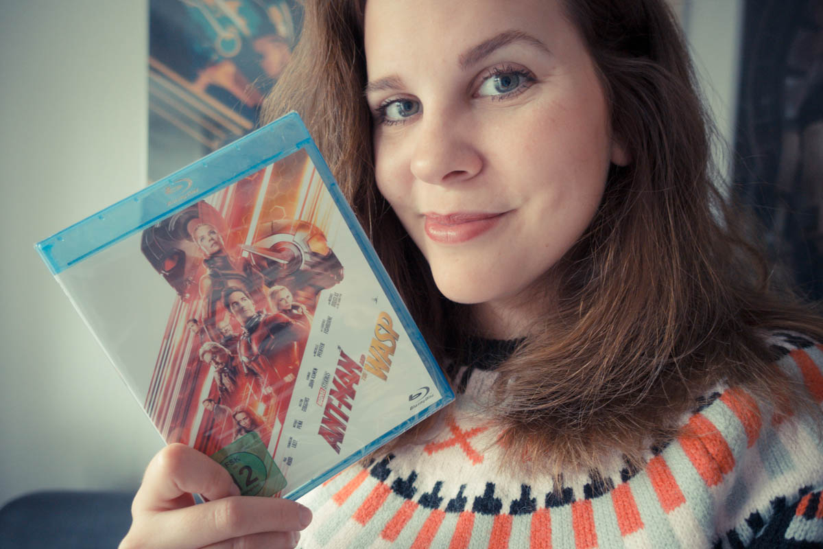 Blu-ray Special & Gewinnspiel: Ant-Man and the Wasp